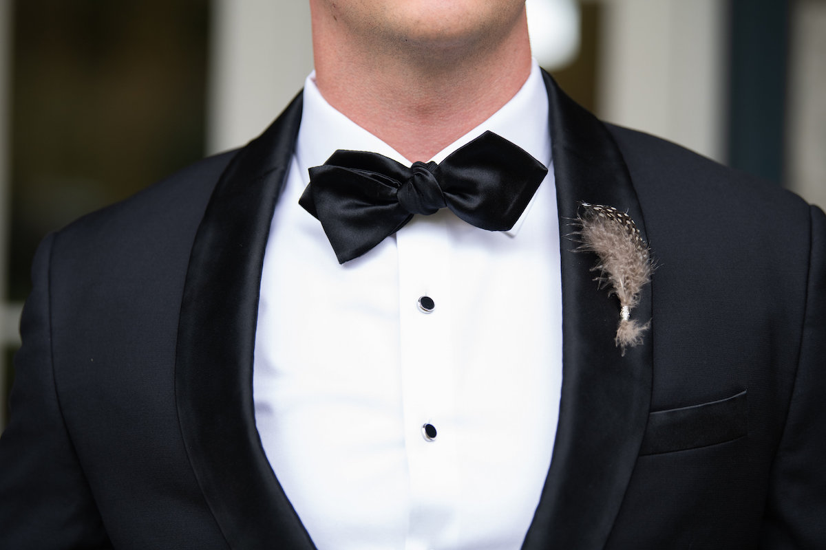 feature groom boutonniere inspiration