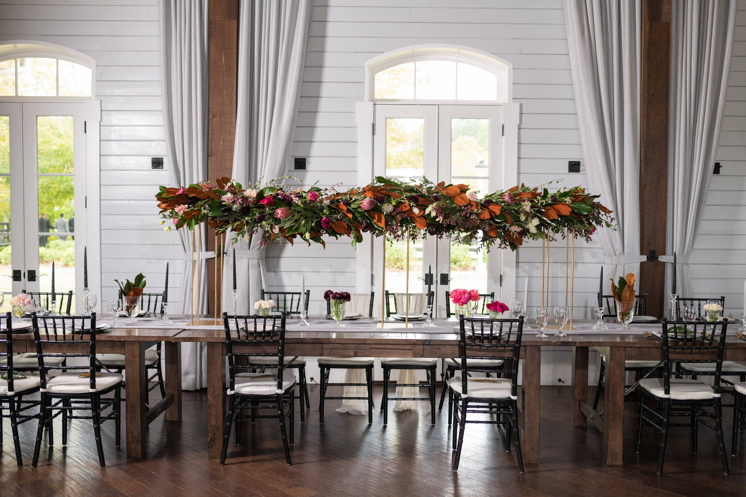 reception wedding ideas for Foxhall Resort in Georgia