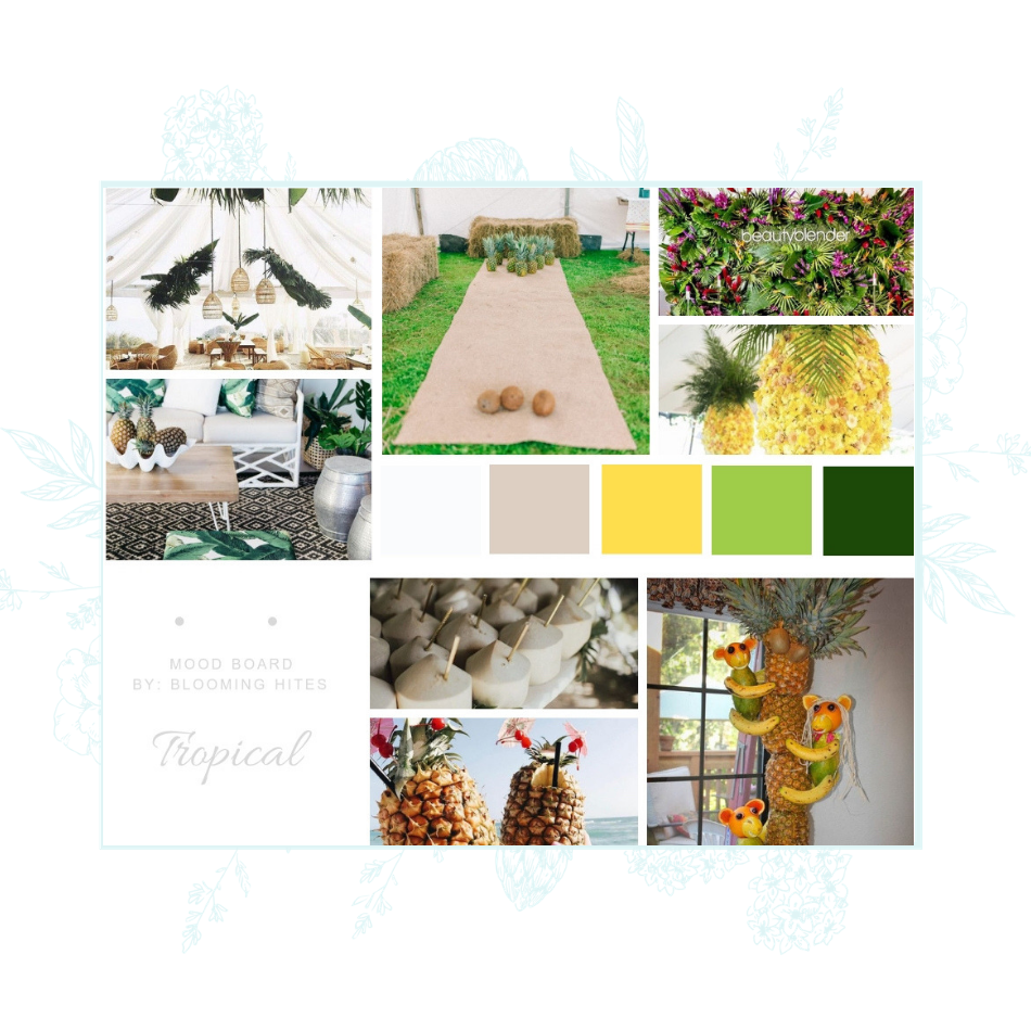 tropical fiesta even design inspiration board.png