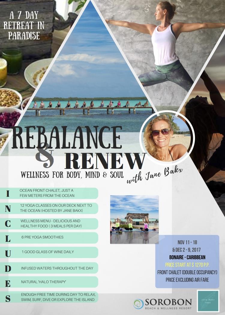 Rebalance & Renew retreat
