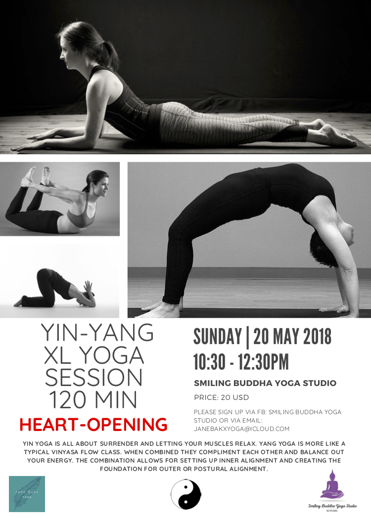 Yin&Yang XL session heart opening