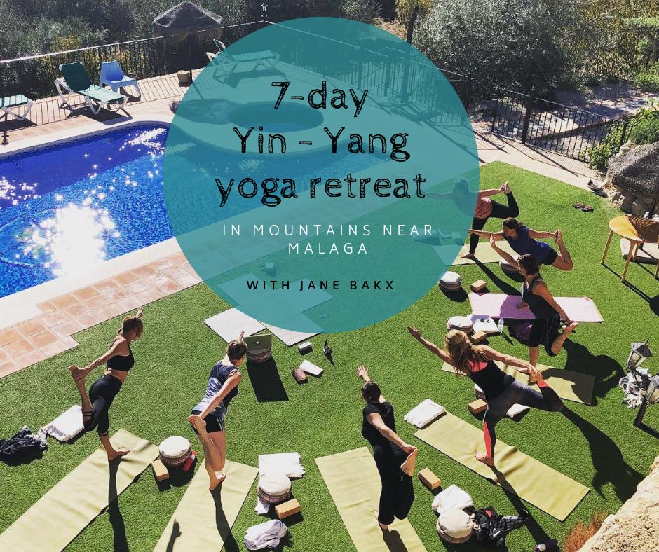 Yin-Yang retreat