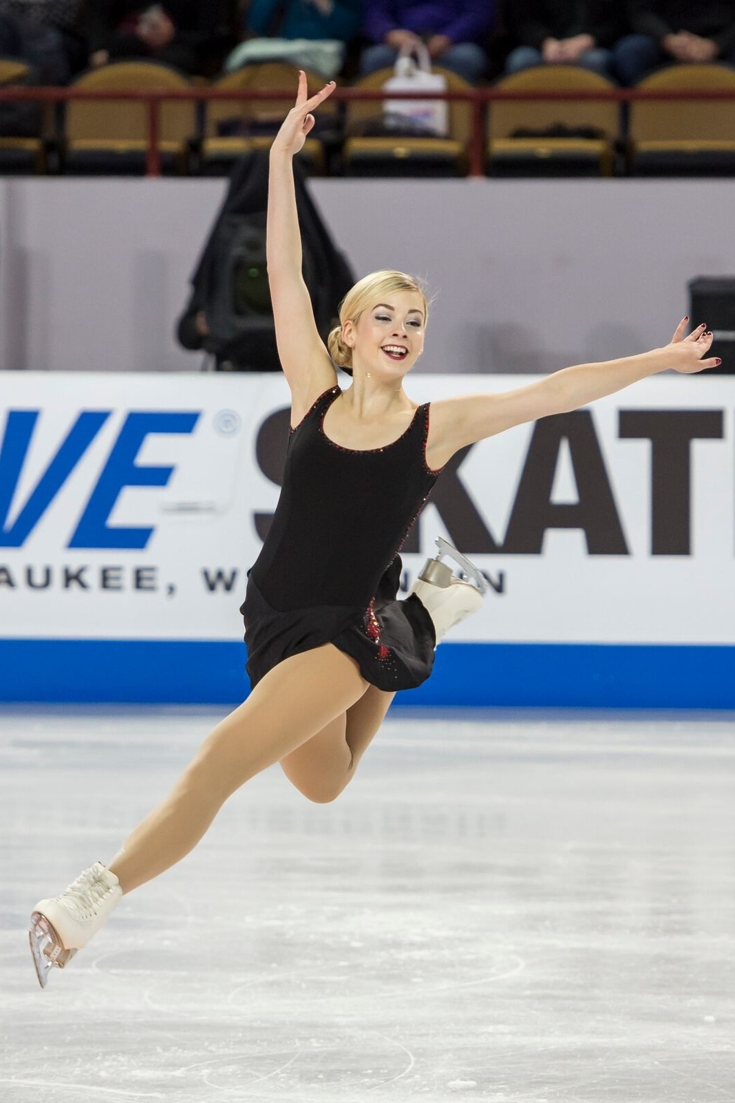gracie gold olympic bronze medalist ice skating