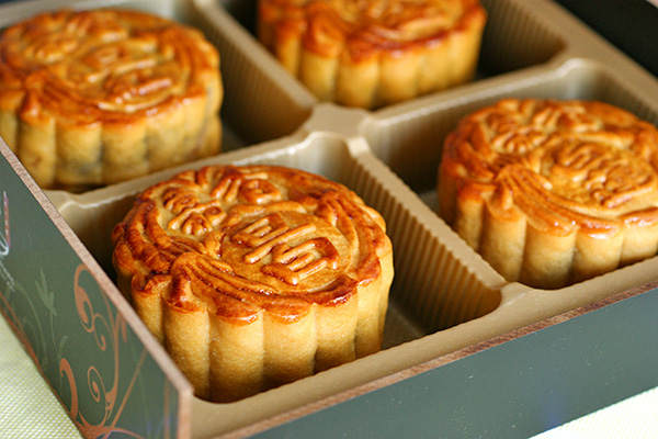 Pastries and Desserts like Moon Cakes