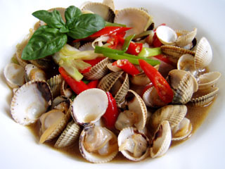 baby clams