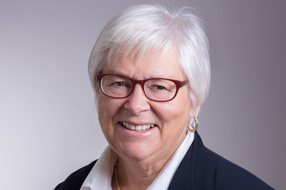Louise Imbeault - President of the Société Nationale de l'Acadie