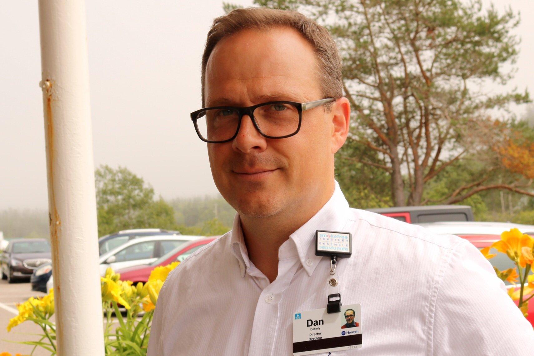 Dan Doherty - Director, Primary Health Care Program- Saint John Area, Horizon Health