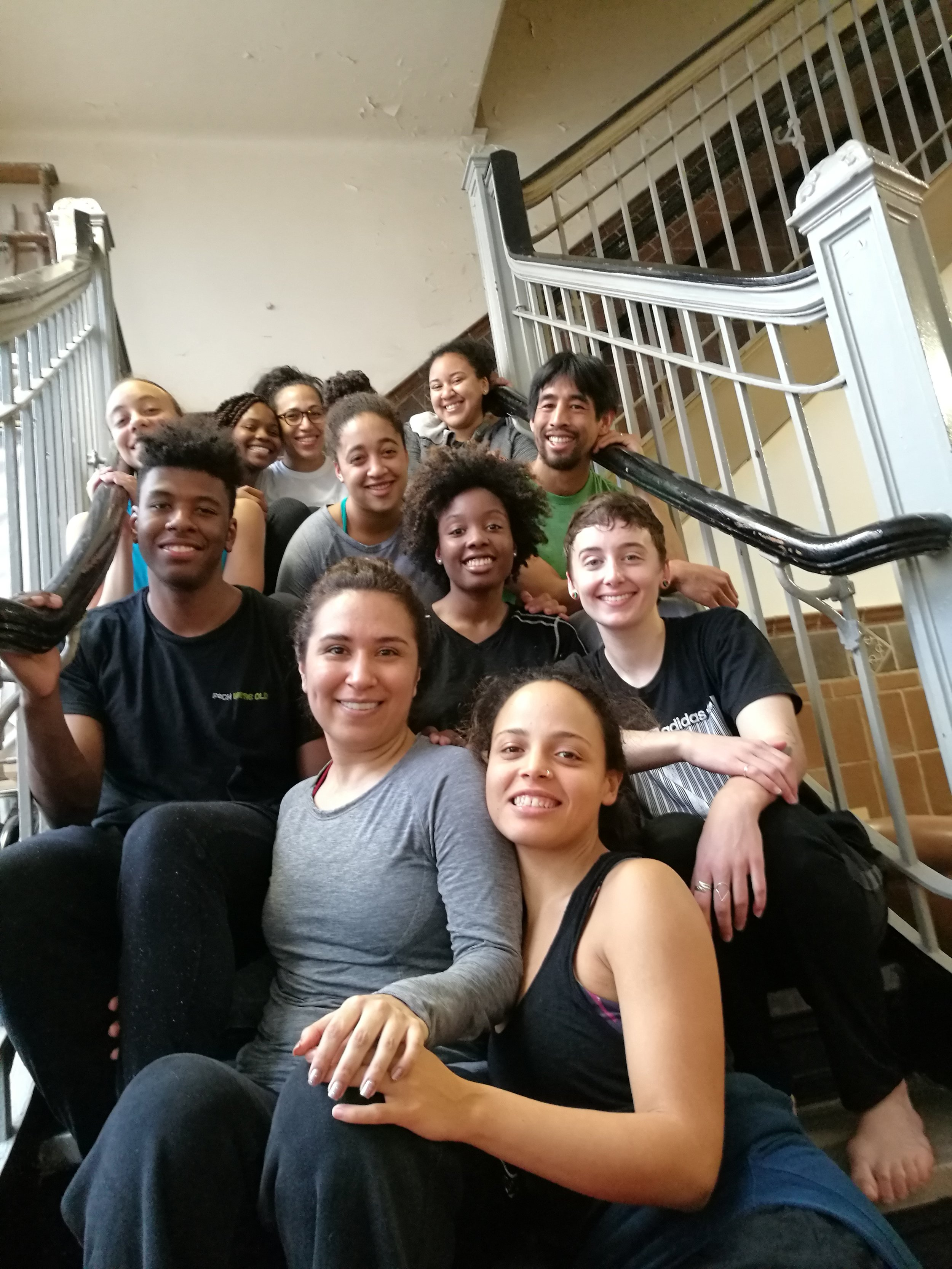 Movement of the People Dance Company (choreographer Joya Powell)