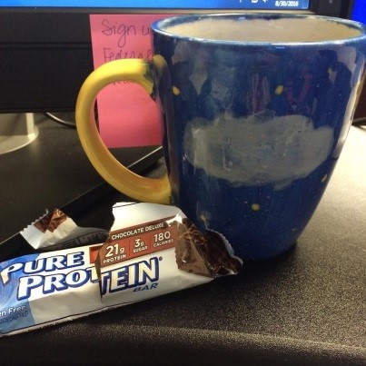 """Even if you only have time to grab a protein bar before work, get something in your belly! And coffee for stress management :) #livingabovethebar#runninglate @scbaryld          0    0    1    3    19    South Carolina Bar    1    1    21    14.0               Normal    0                false    false    false       EN-US    JA    X-NONE                                                                                                                                                                                                                                                                                                                                                                                                                                                                                                                        /* Style Definitions */ table.MsoNormalTable {mso-style-name:""""Table Normal""""; mso-tstyle-rowband-size:0; mso-tstyle-colband-size:0; mso-style-noshow:yes; mso-style-priority:99; mso-style-parent:""""""""; mso-padding-alt:0in 5.4pt 0in 5.4pt; mso-para-margin:0in; mso-para-margin-bottom:.0001pt; mso-pagination:widow-orphan; font-size:11.0pt; font-family:Calibri;}     Martina Palatto Love"""