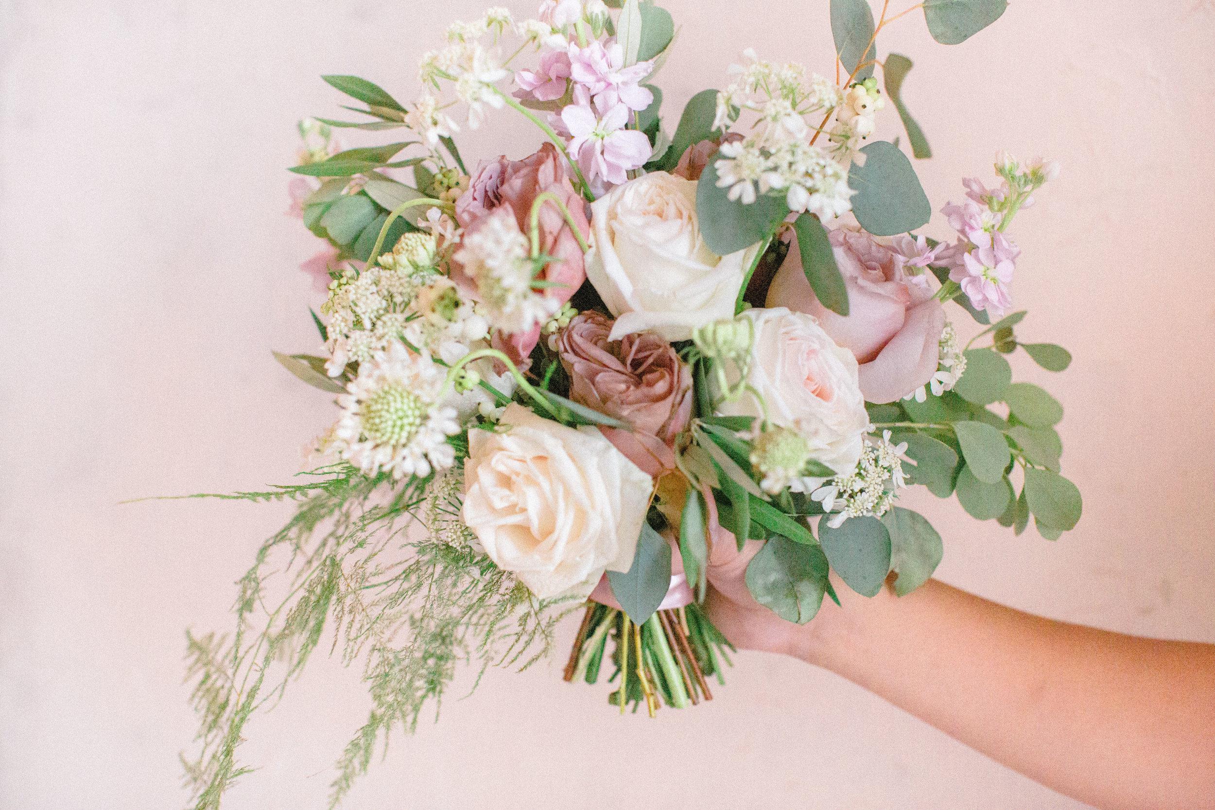 Lavender Whimsical Bouquet