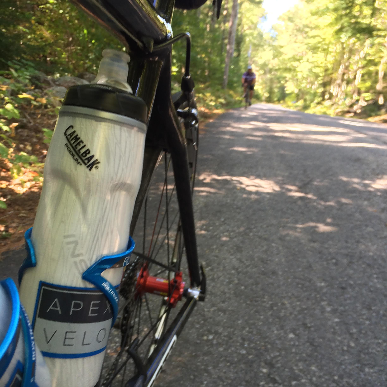 Century ride sprint to dominate friends