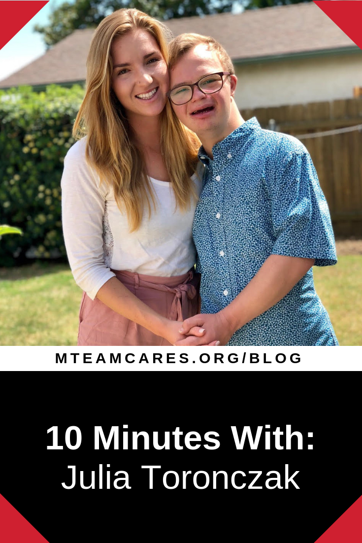 10 Minutes with Julia Toronczak (Down Syndrome).png