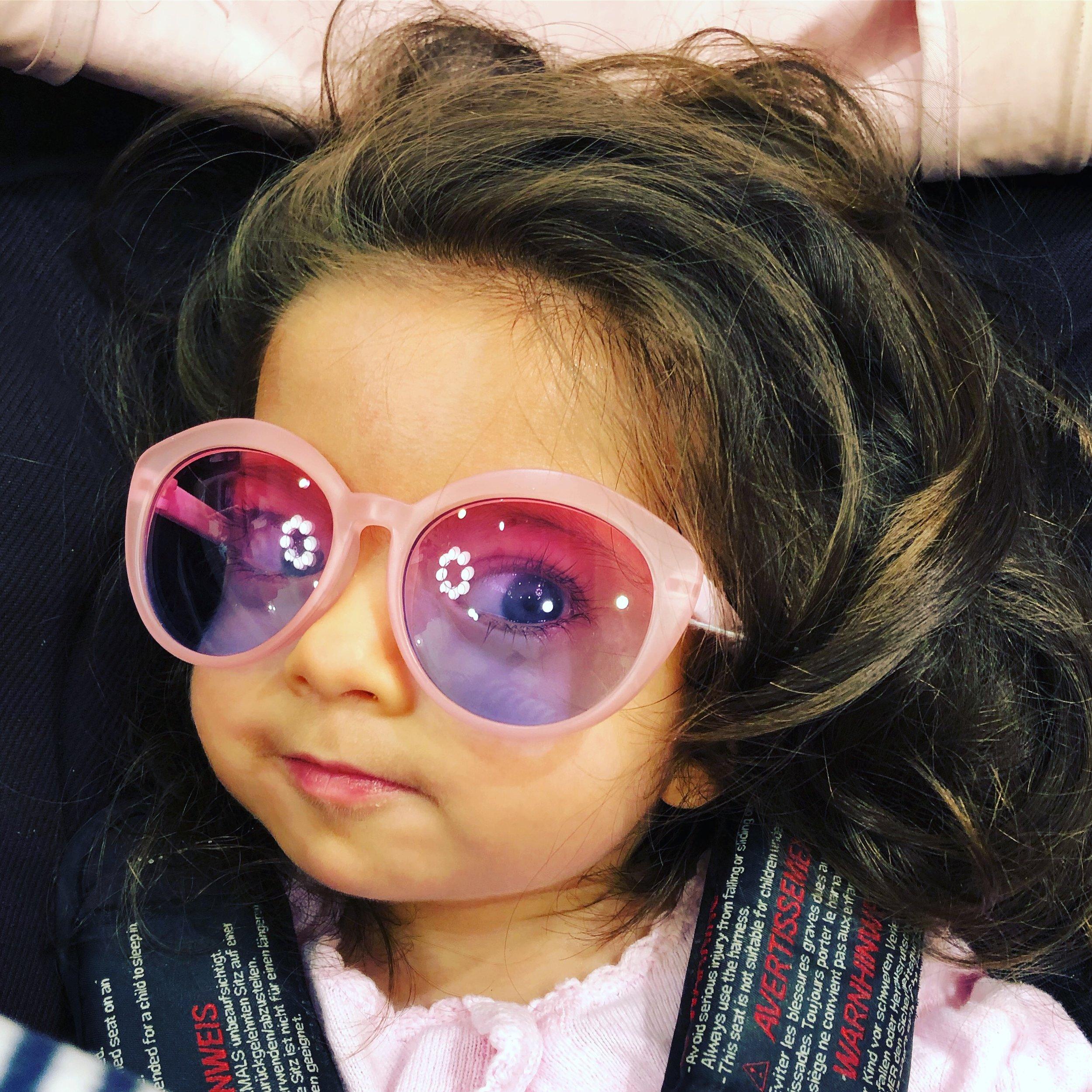 Mia - Bohring Opitz Syndrome