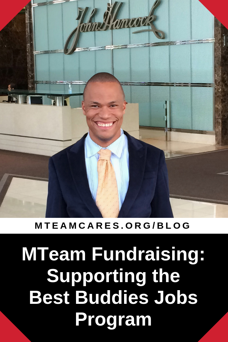 MTeam Fundraising - Supporting the Best Buddies Jobs Program.png