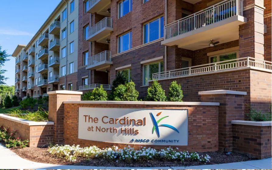 A Preferred Vendor of The Cardinal at North Hills -