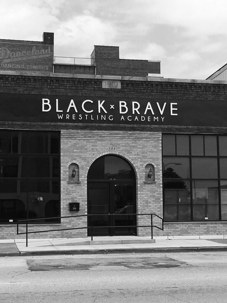 Black and Brave Wrestling Academy