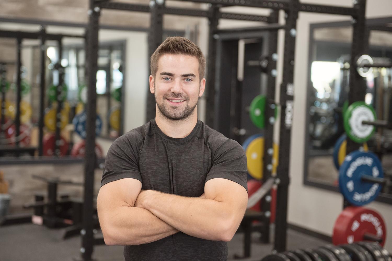 Brandon Hodgkin - owner & personal trainer
