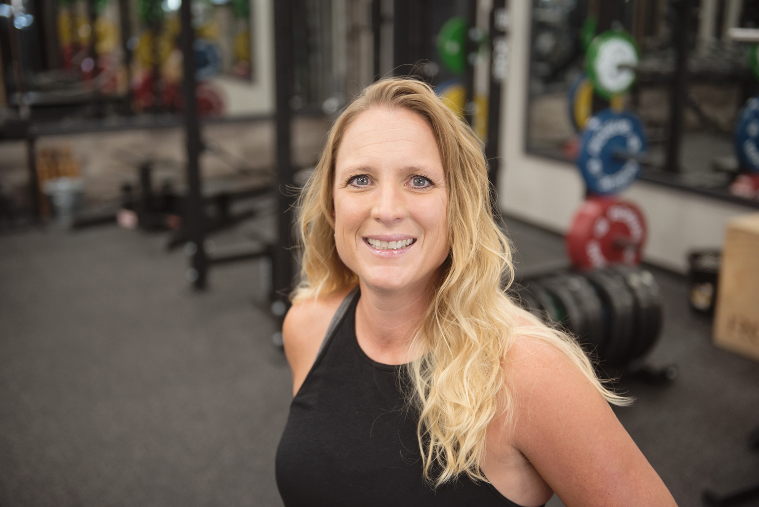 andrea wilson - personal trainer
