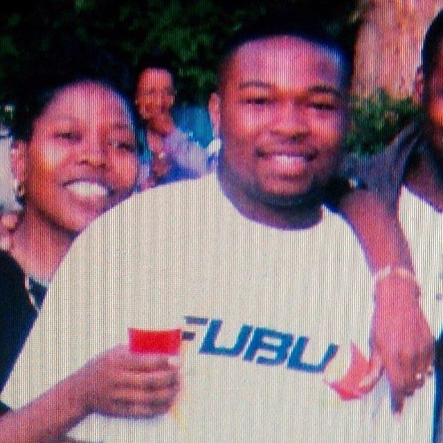#TBT Graduation Party (Couldn't tell me nothing) I used to be FUBU down to the socks 👀!!