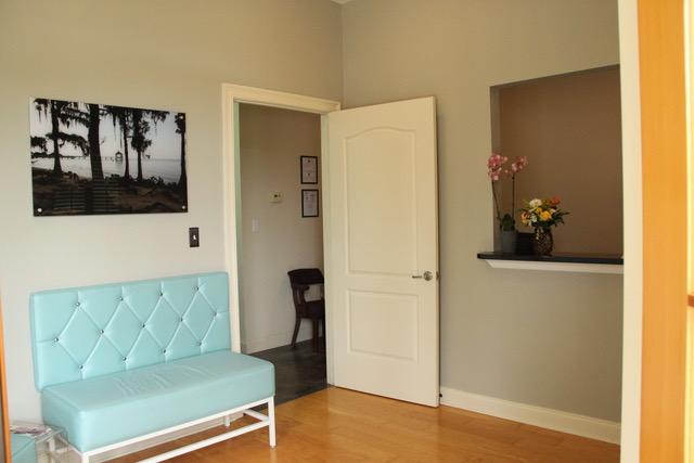 Three Rivers Dentist Office Lobby Area Covington La