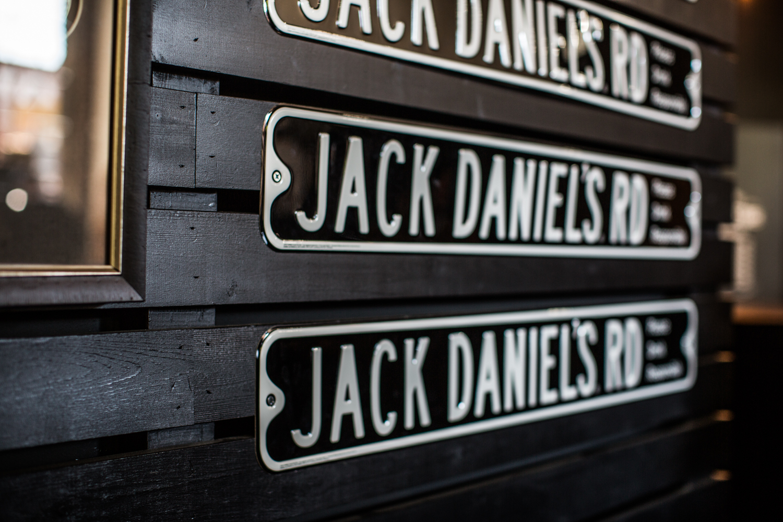 Jack Daniel's showroom -