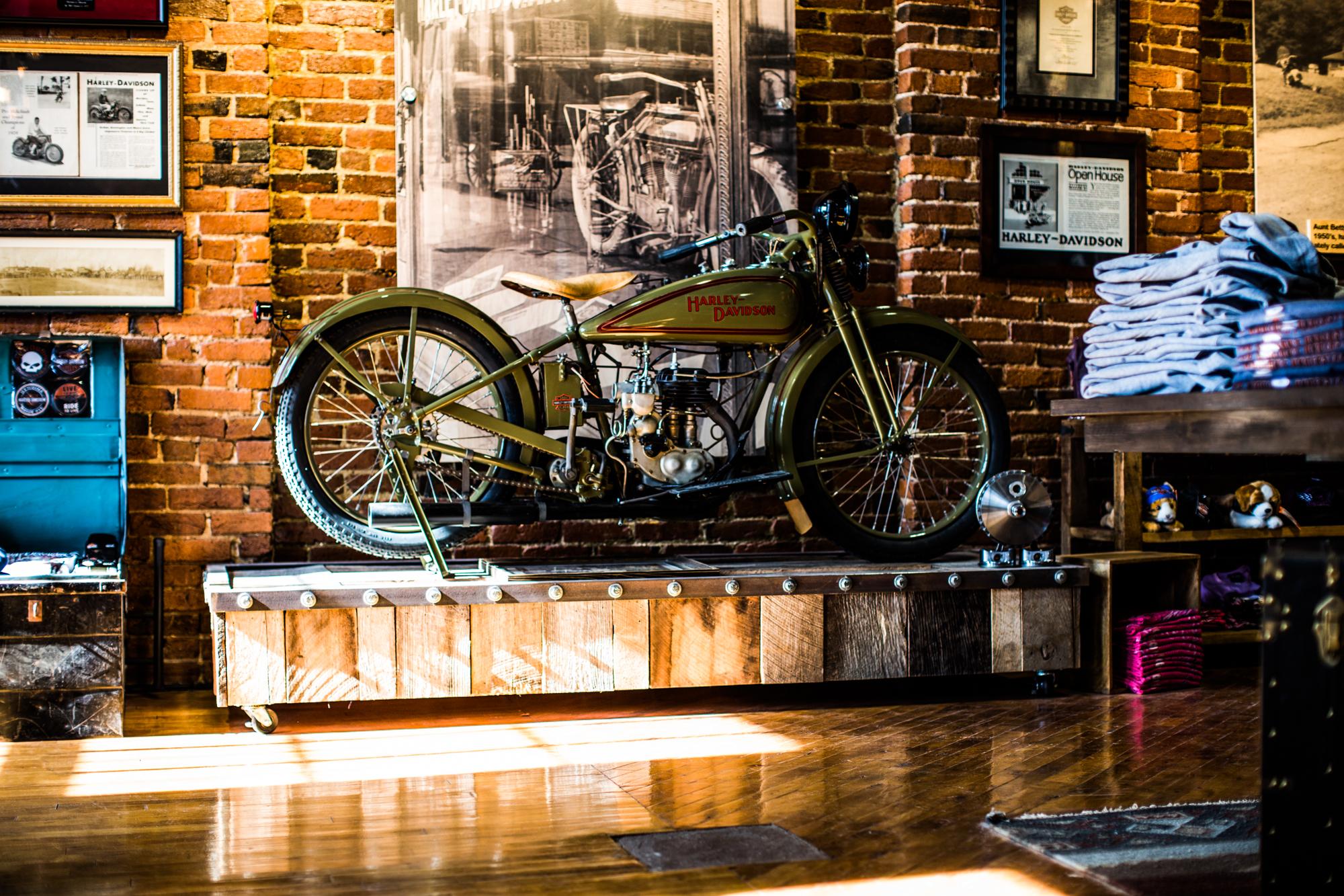 Harley Davidson -