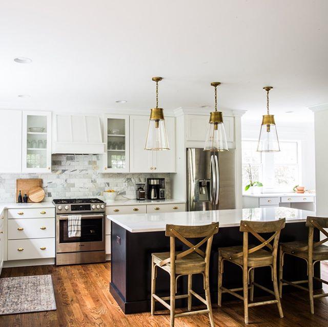 Always appreciate the final outcome #designbuild #interiordesign #kitchendesign