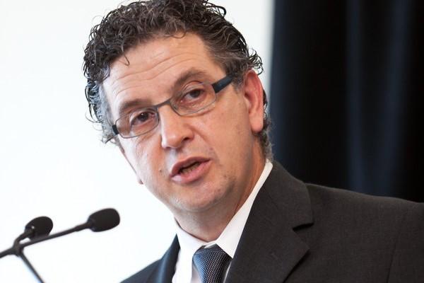 Graeme Simpson , US Director of Interpeace