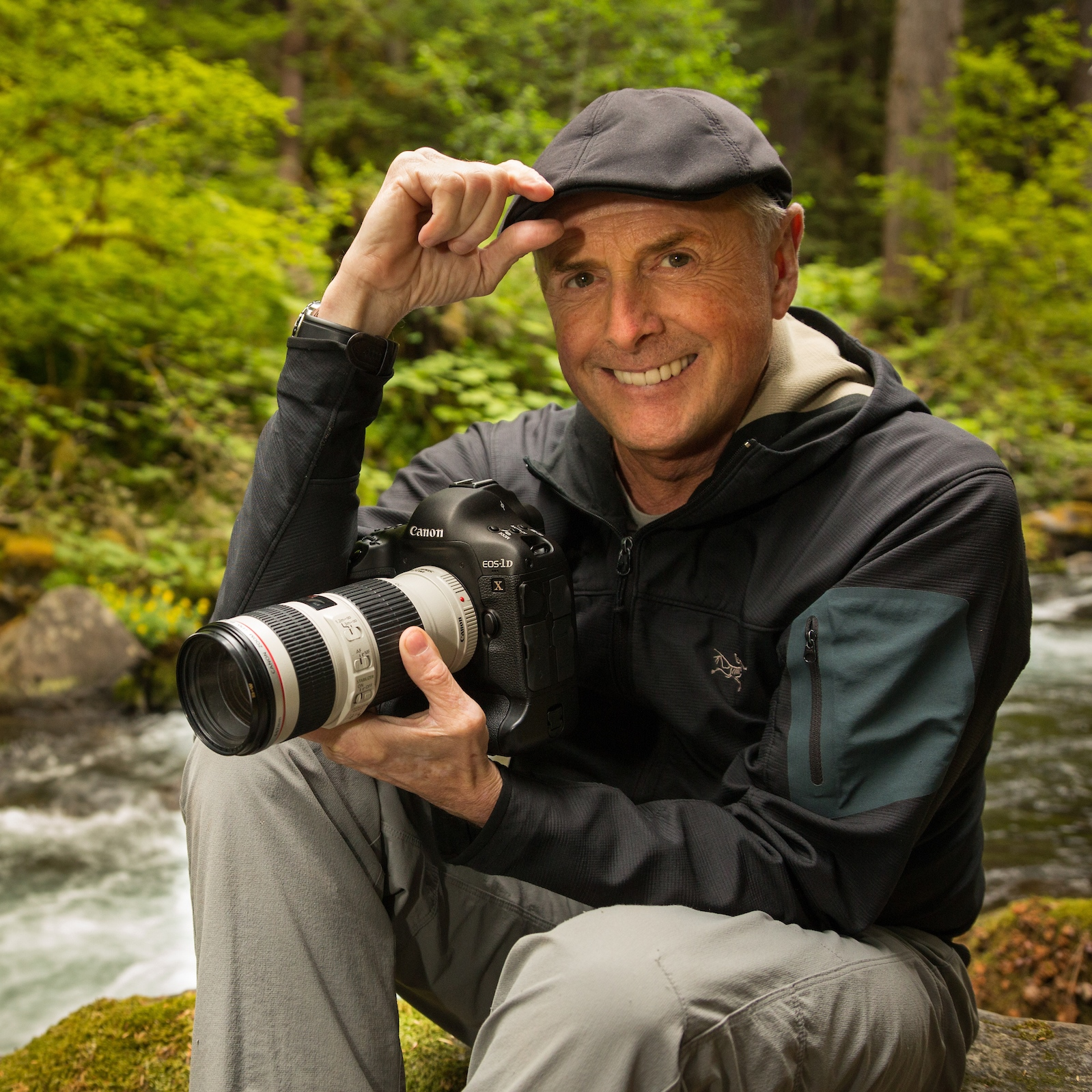 Art Wolfe - An icon of conservation photography and videography, award-winning photographer Art Wolf has spent decades documenting wildlife, landscapes and people around the globe. Regularly featured in National Geographic, Smithsonian, Audubon, GEO, and Terre Sauvage, Art has many books and film credits to his name including the beloved Art Wolfe's Travels to the Edge.