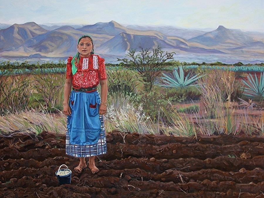 Rufina Planting