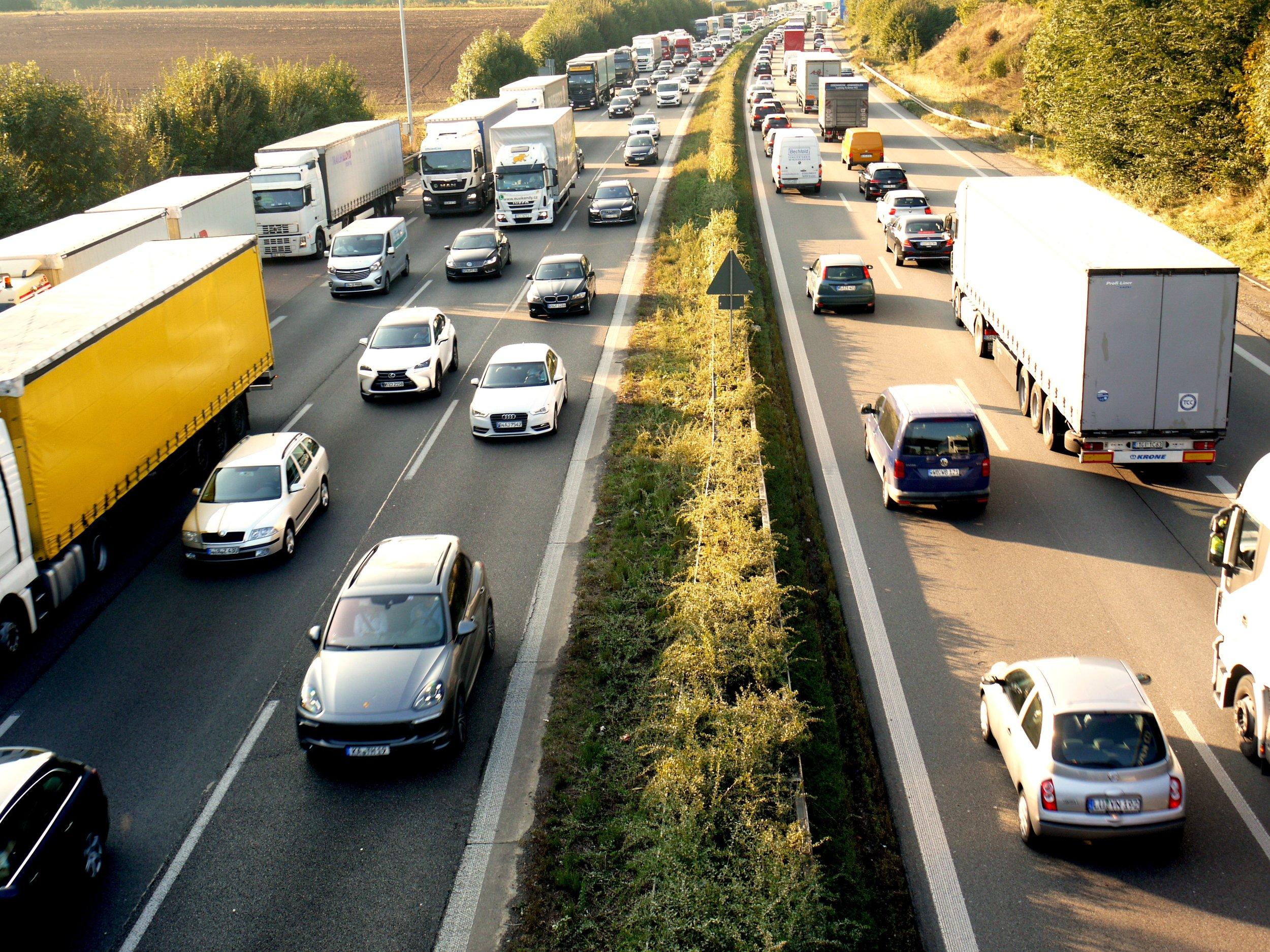 Mobile truck service -