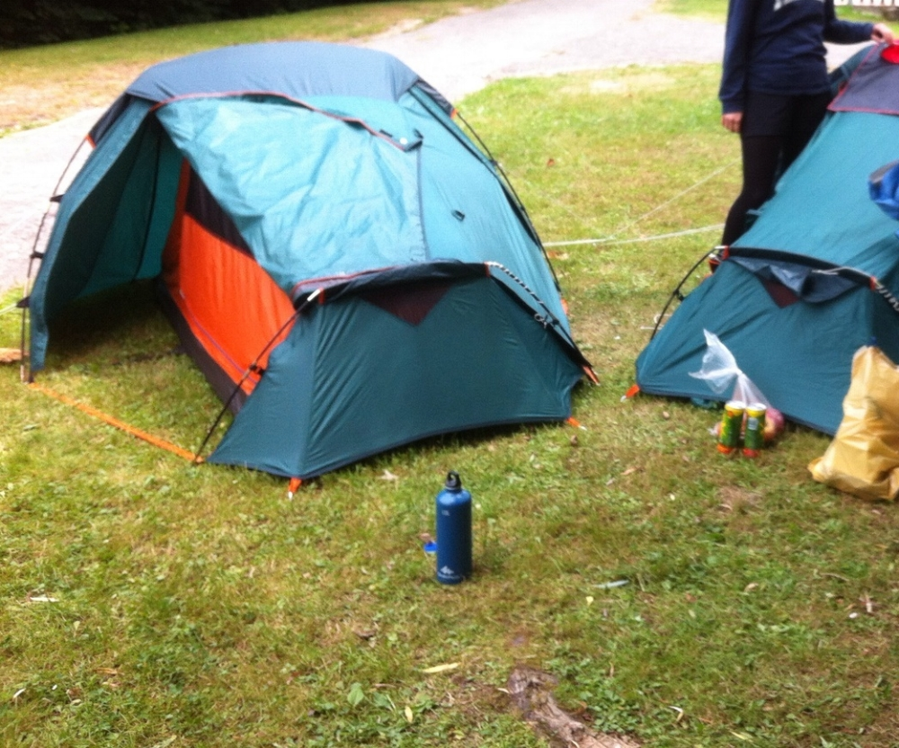 Is camping your thing?