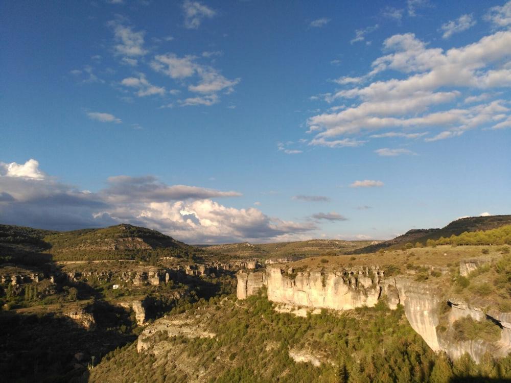 The  Serranía . Explore the countryside!