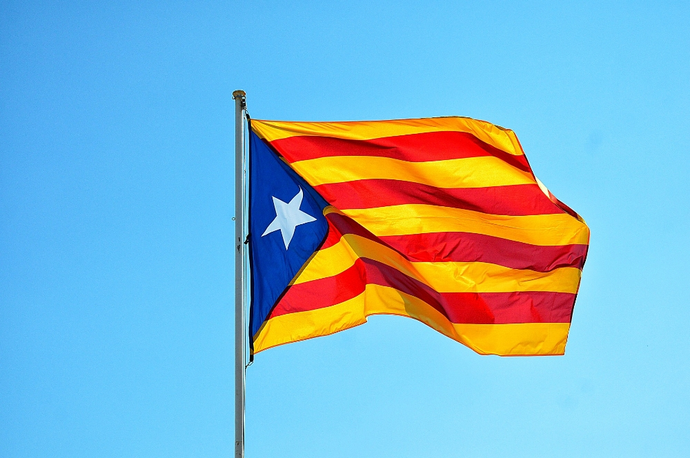 The Catalan Flag