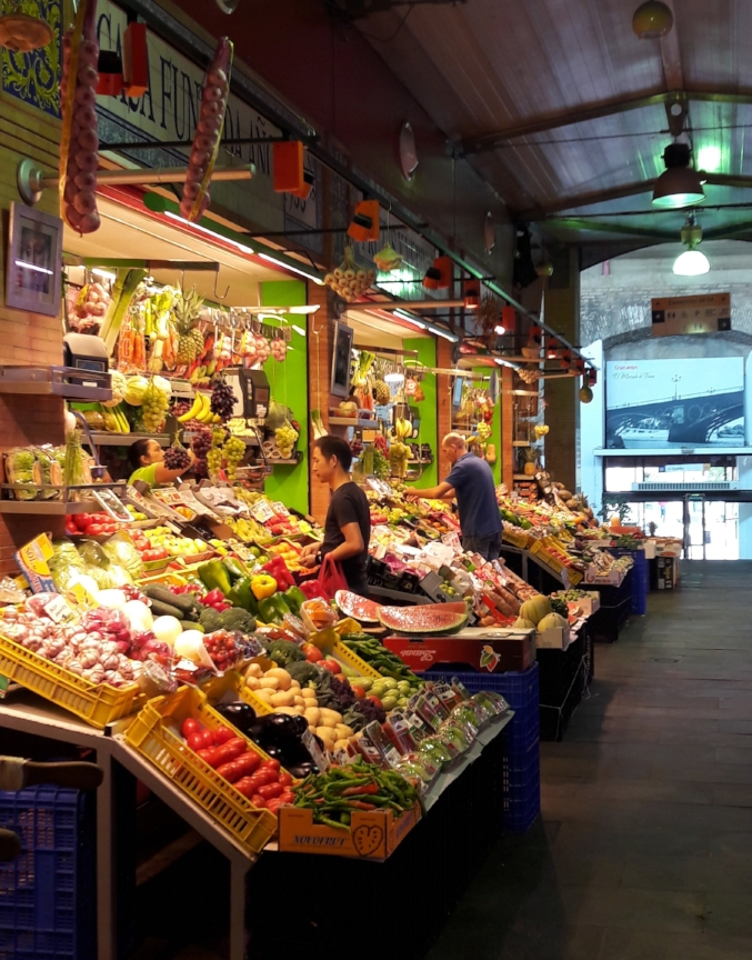 You're in luck if you've got a traditional market nearby!