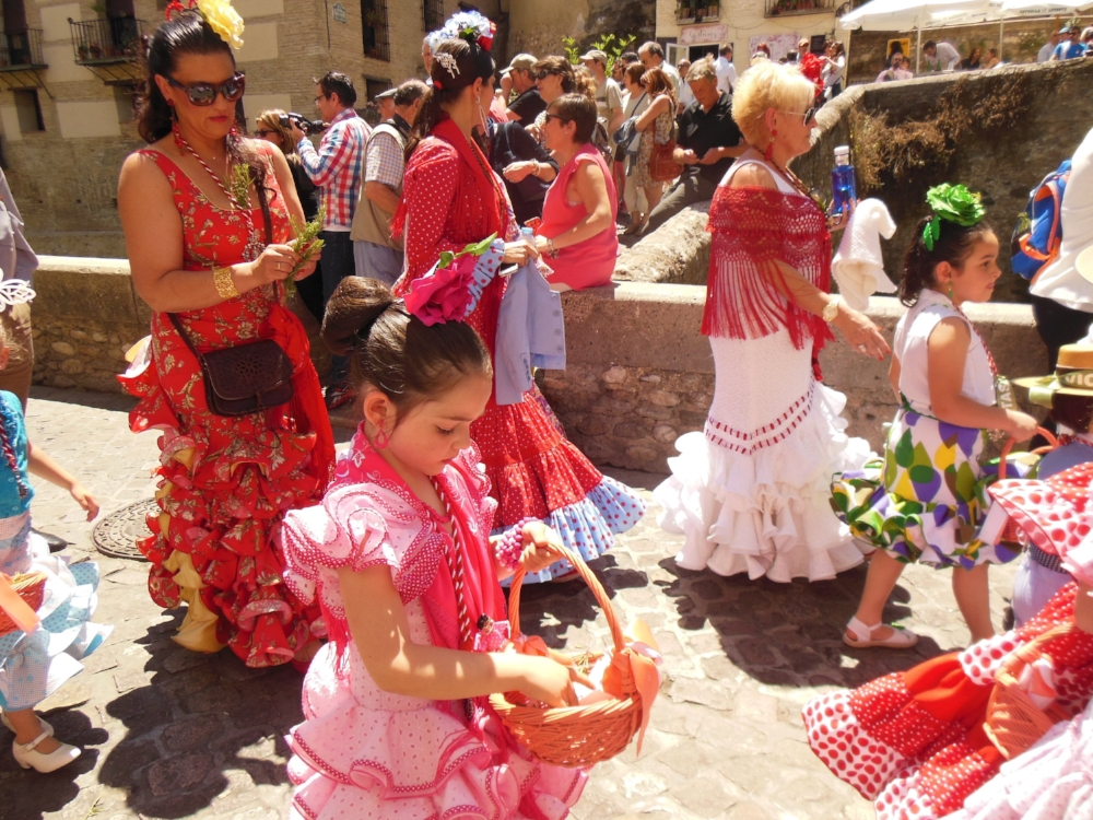 At first, every new aspect of Spanish culture will feel enchanting, but this will likely change over time.