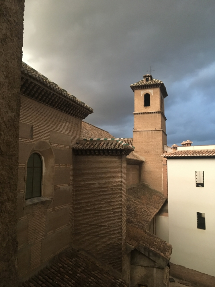 Rain or shine, I call Granada home (at least for now).