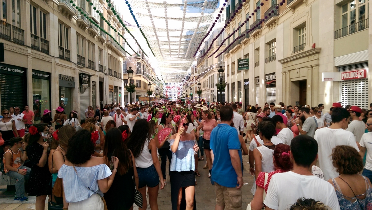 More than anything,  feria  is a time for the city/town to come together!