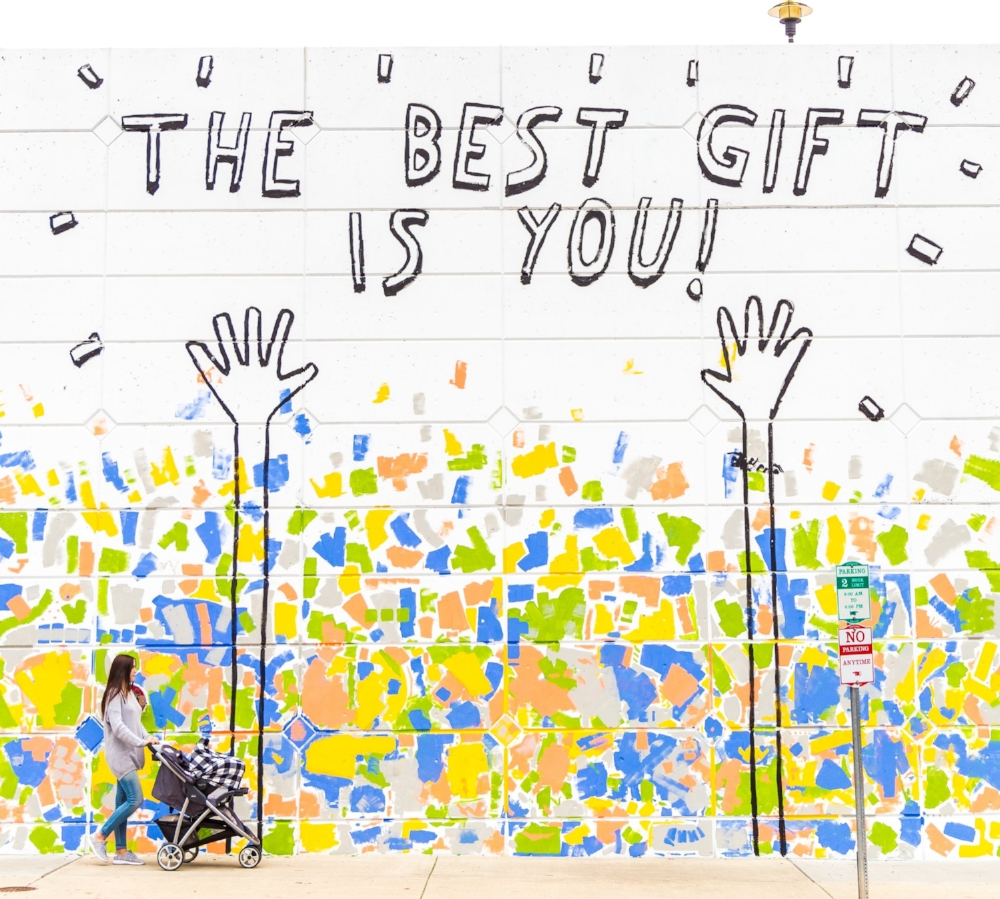 The best gift you get is you card. Photo Source: Photo by Dakota Corbin on Unsplash