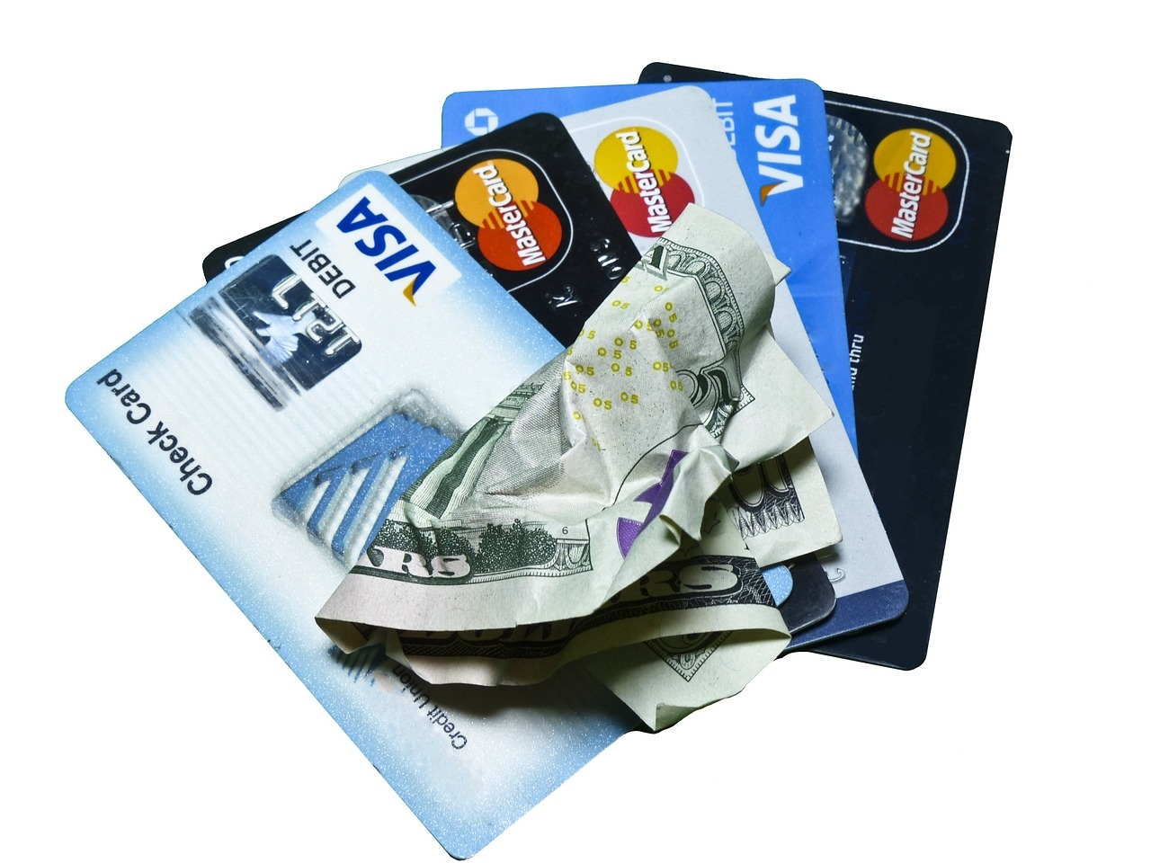 Know what the international fees are related to your credit and debit card before you go!