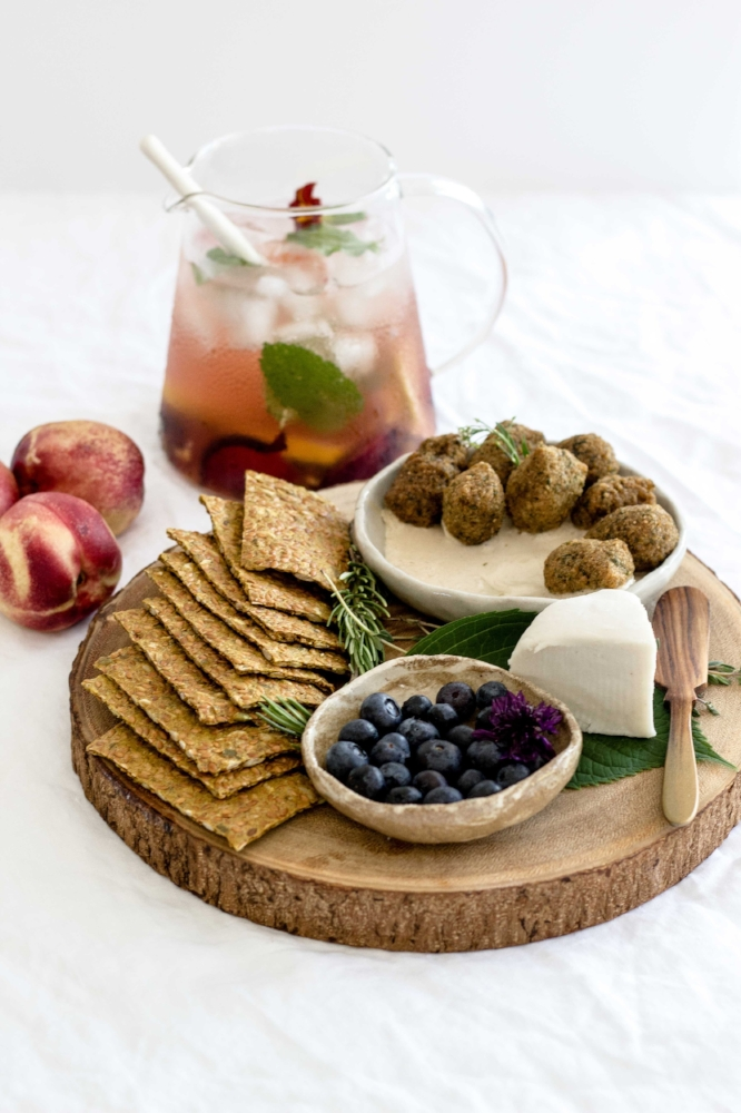 Sangria and snacks. Photo by Rezel Apacionado on Unsplash