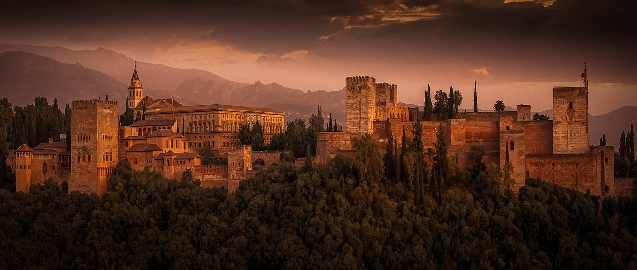 As you can imagine, I was already enamored with Granada.