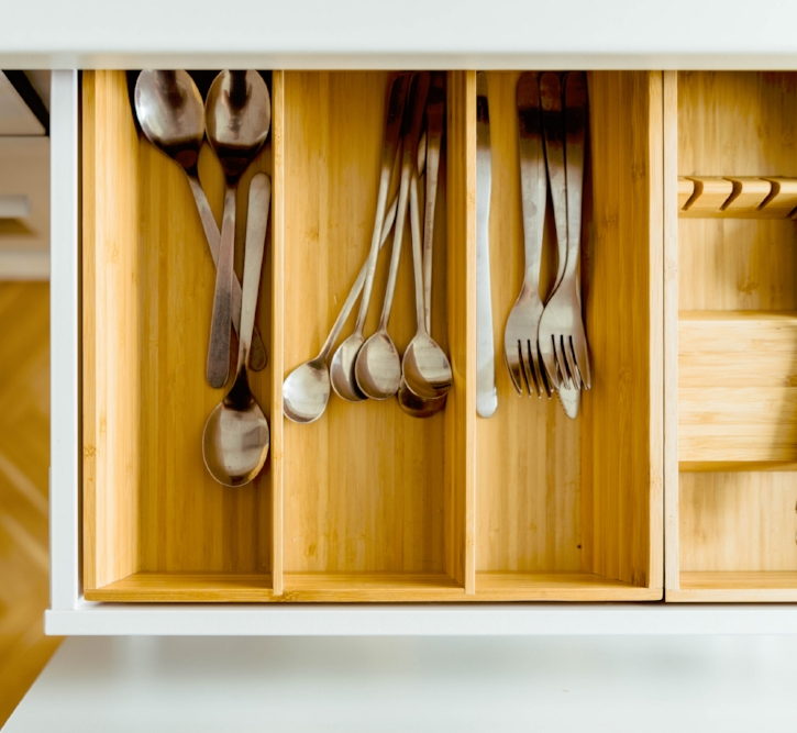You won't know if you will just have a few options or a full kitchen until you get there.