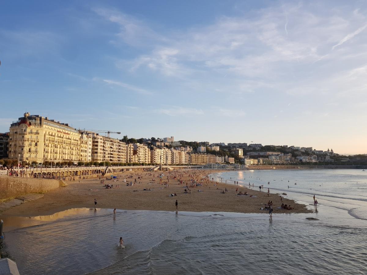 Donostia's city beaches are sure to please!