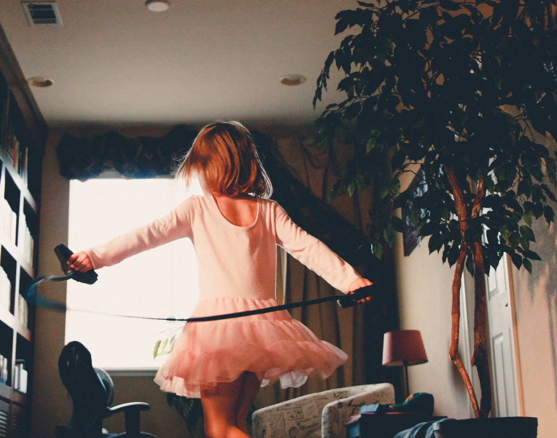 Most kids love dancing along to a good song.