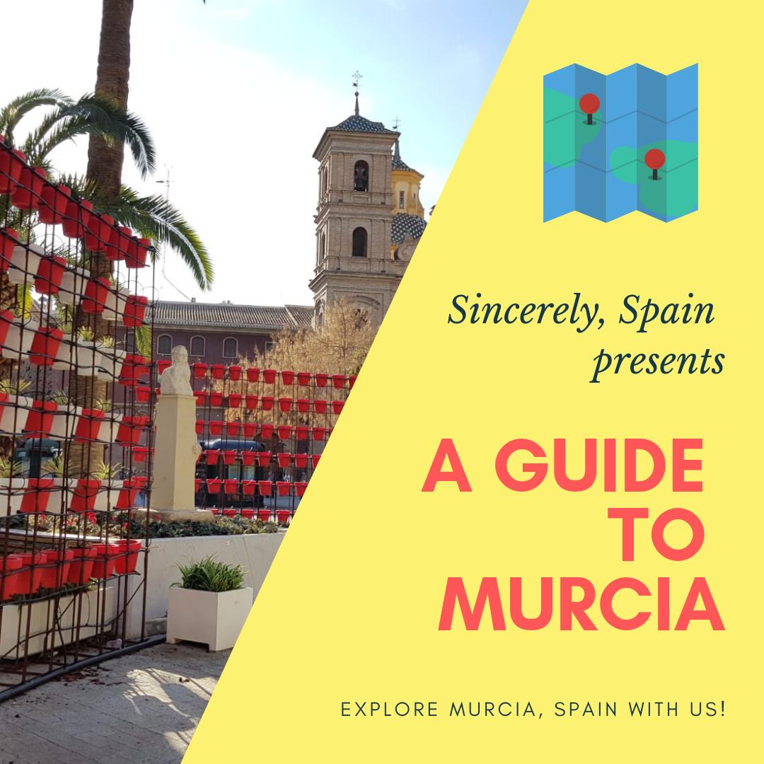 Murcia Pinterest