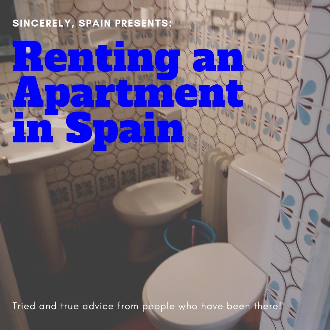 I Need Help Finding A Apartment: Renting An Apartment In Spain