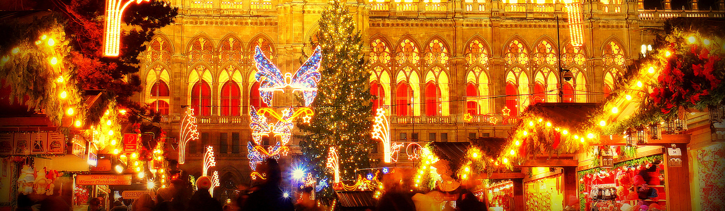 Christmas Markets of Germany and Austria