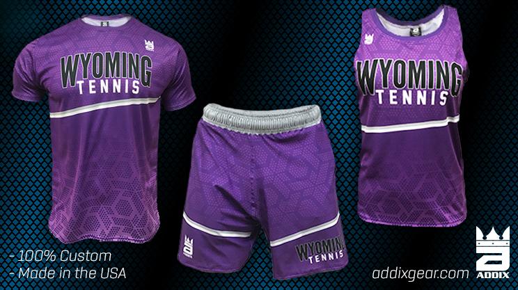 Addix Tennis Gear - - American-Made custom tennis gear for your team!