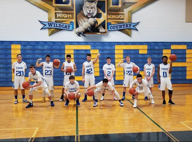 KRIS MORGAN, EVART (MI) HIGH SCHOOL VARSITY BOYS BASKETBALL HEAD COACH
